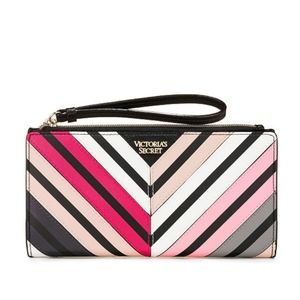 Victoria's Secret Multicolor Wallet Wristet